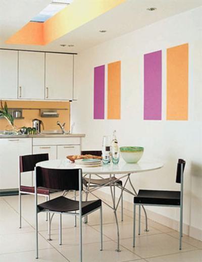 Como decorar una cocina for Como amueblar una cocina
