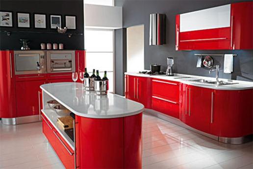 ديكورات مطابخ عصرية Modern Kitchen