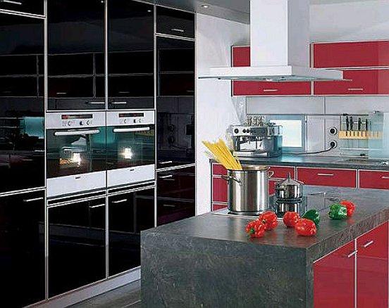 Dise os cocinas modernas for Diseno y decoracion de cocinas