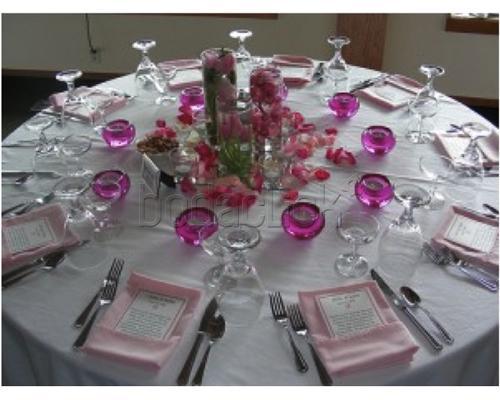 70-Fotos de centros de mesa para 15 alños.