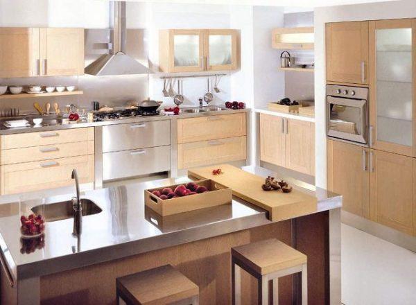 Cocinas clasicas modernas