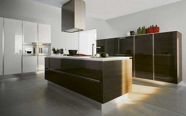 Cocinas elegantes y modernas for Cocinas elegantes