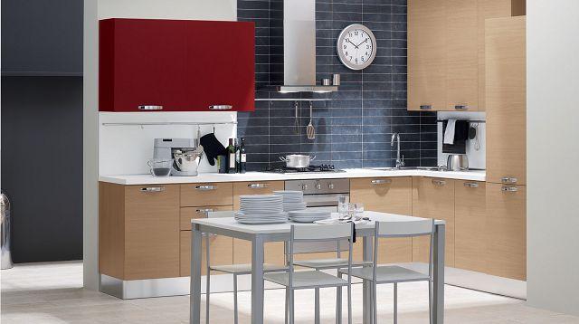 Cocinas funcionales y modernas for Cocinas modernas apartamentos