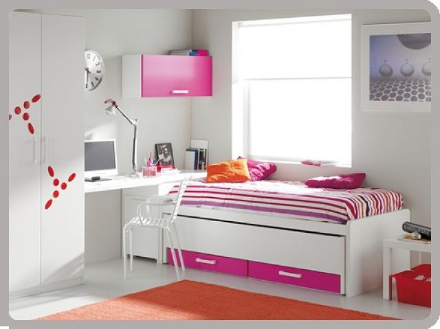 Como decorar un dormitorio juvenil - Como decorar dormitorio ...