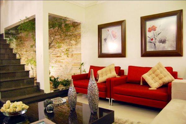 Decoracion de paredes para salas
