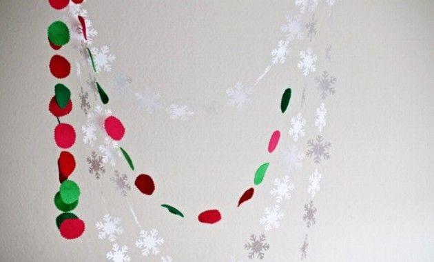 Manualidades de navidad para hacer - Manualidades con papel navidenas ...