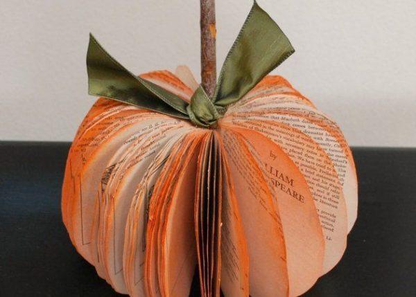 Manualidades papel para Halloween