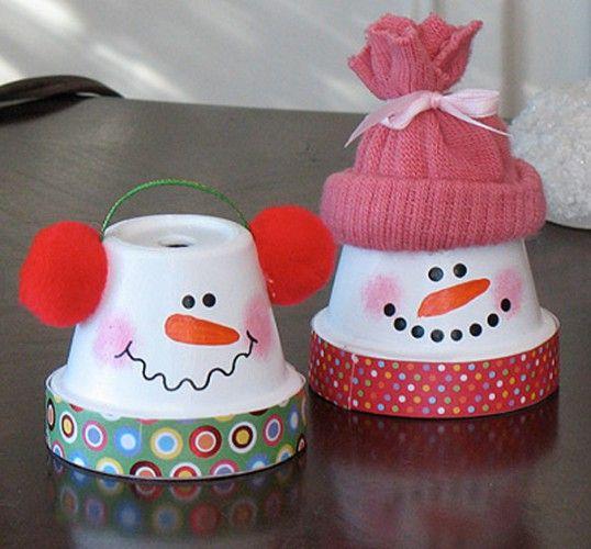 Manualidades para adornos de navidad