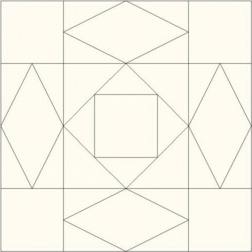 Patrones cojines patchwork