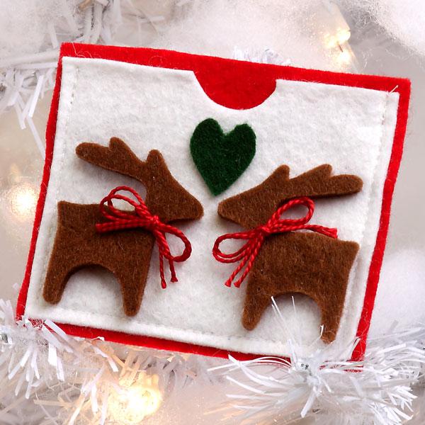 Manualidades de postales de navidad - Manualidades postales navidad ...