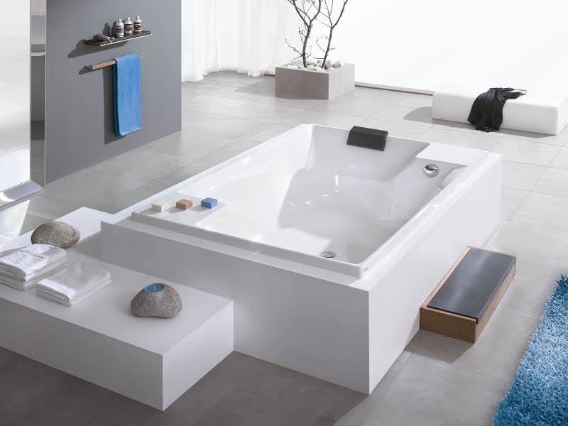 Decoracion Baño Con Tina:Fotos De Banos Con Tina