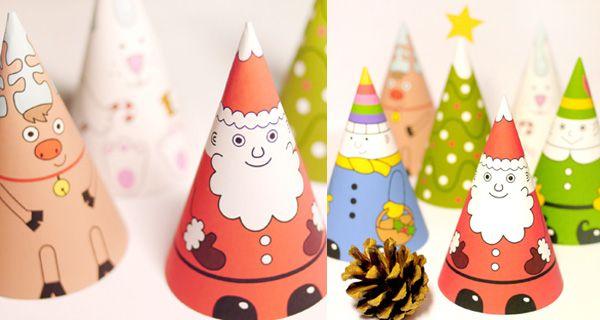 Ver manualidades de navidad for Ver figuras de navidad
