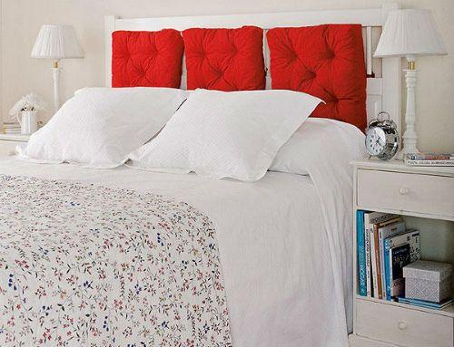 Cabeceros cojines - Cojines grandes cama ...