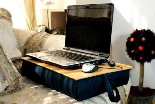 Cojines para laptop