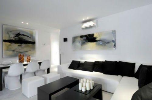 decoracion minimalista para salas