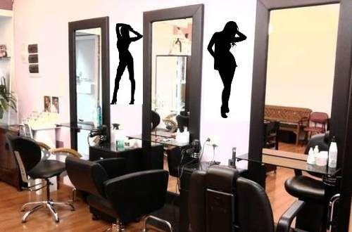 Decoraci n salas de belleza for Decoraciones internas