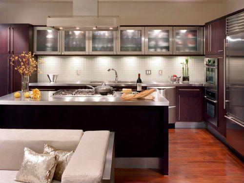 Muebles cocinas moderna