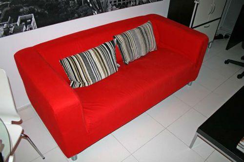 Relleno cojines sofá