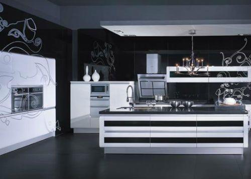 Revestimientos cocinas modernas - Revestimientos para cocinas ...