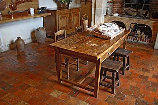 Decoraci n de cocinas de campo - Chimeneas rusticas para casas de campo ...