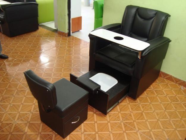 Muebles para sal n de belleza for Muebles sencillos para salon