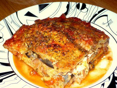Como preparar berenjenas parmesana for Como cocinar la berenjena