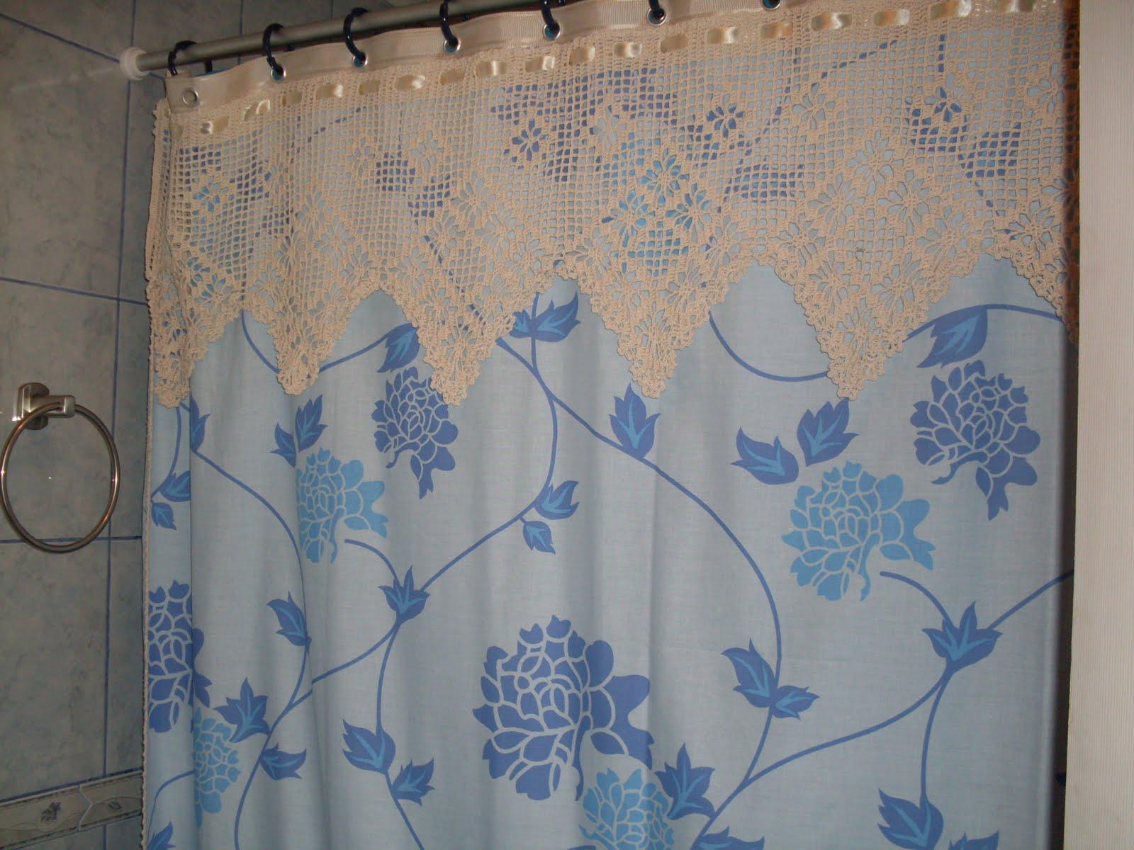 Cortinas De Baño Artesanales:barras de cortinas de baño una de las claves a la hora de construir y