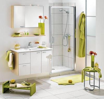 Catálogo baños modernos