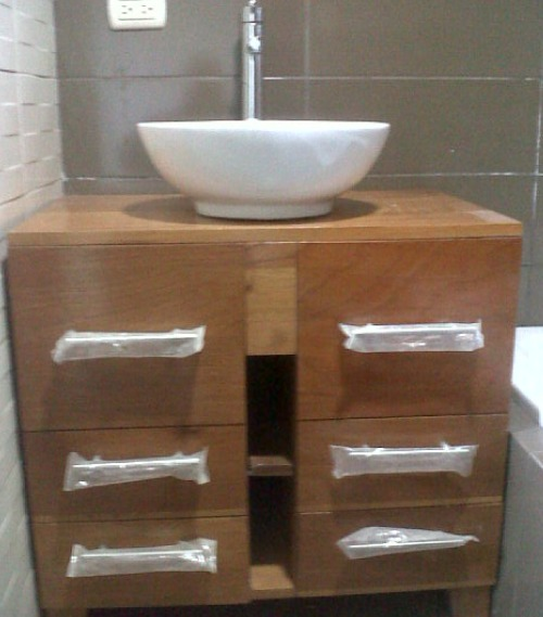 Catalogo muebles de baño
