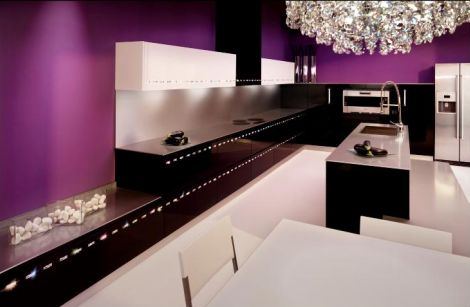 Cocinas de diseño moderno