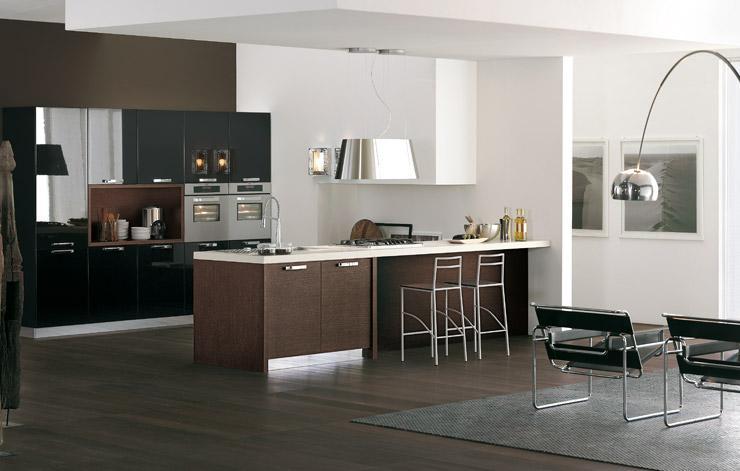 Cocinas dise o de interiores for Ver cocinas modernas