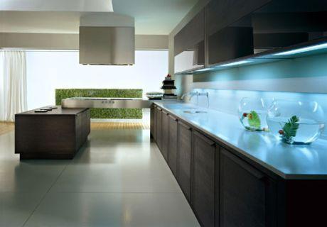 Cocinas elegantes y modernas for Decoracion de cocinas modernas y elegantes