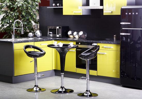 Cocinas pequeñas de diseño