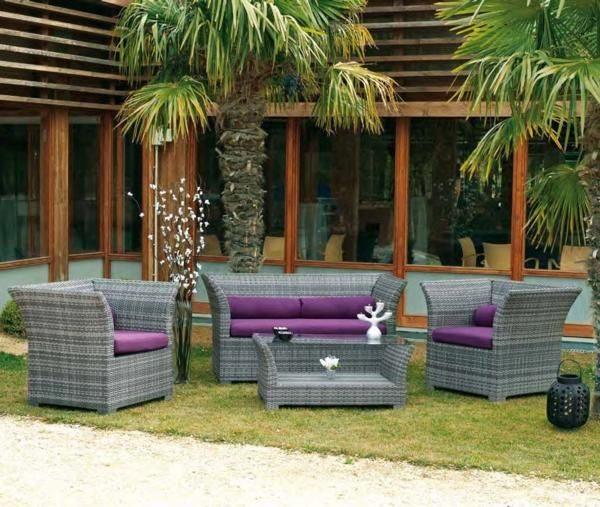 Cojines muebles terraza - Decoracion terrazas exteriores ...