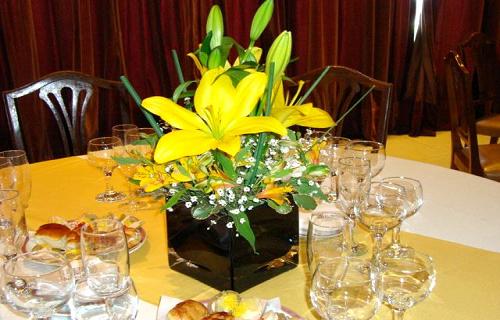 Como hacer centros de mesa - Hacer un centro de mesa ...