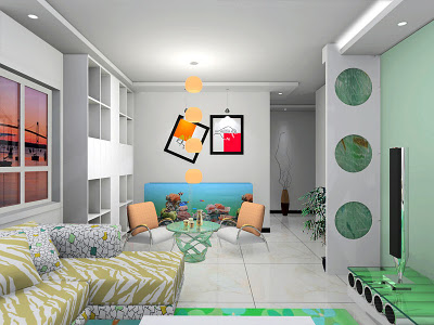 decoraci n de salas de apartamentos