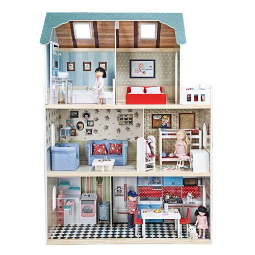 Decoracion de casas de muñecas