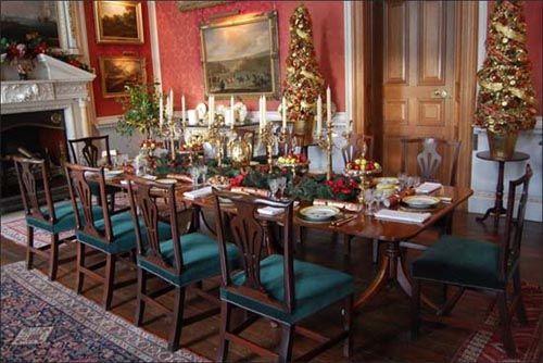 Decoracion de casas de navidad