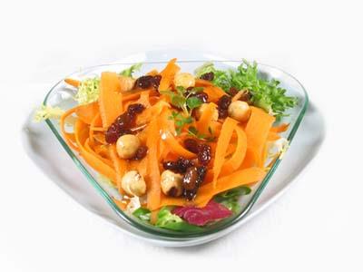 Como preparar ensalada de zanahoria br coli y fruta - Ensalada de apio y zanahoria ...