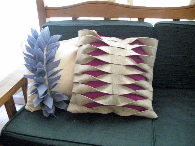 Hacer cojines decorativos - Hacer cojines sofa ...
