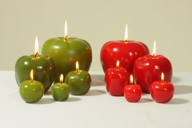Hacer velas artesanales - Como decorar velas ...