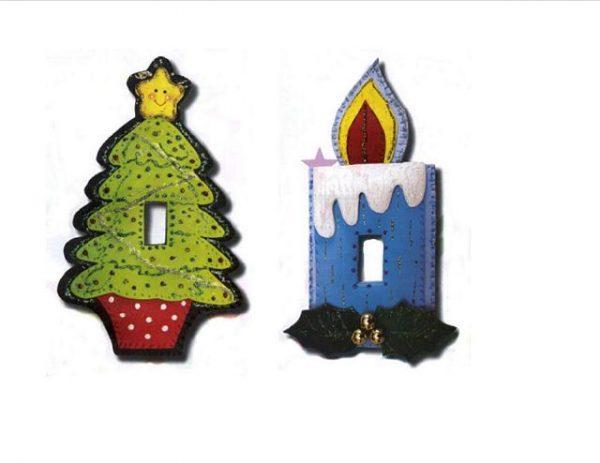Manualidades con foami de navidad for Navidad adornos manualidades navidenas
