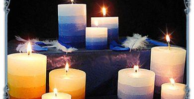 Materiales para hacer velas aromaticas
