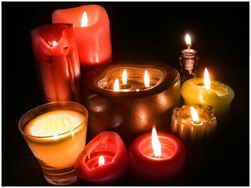 Materiales para hacer velas artesanales