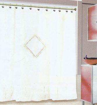 Modelo de cortinas de baño