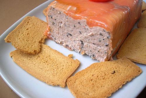 Como preparar mousse de salm n for Cocinar salmon