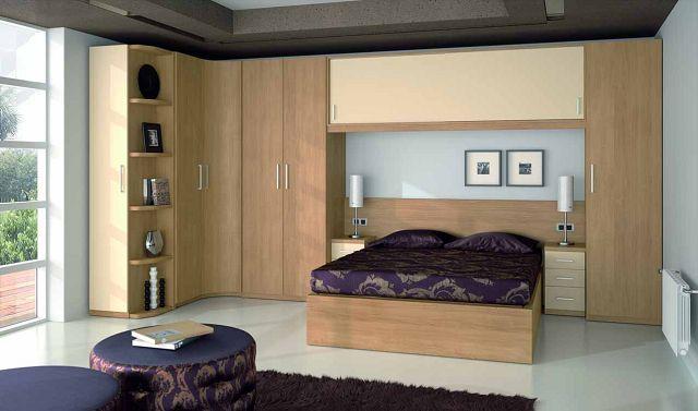Muebles de dormitorio de matrimonio for Precio habitacion matrimonio