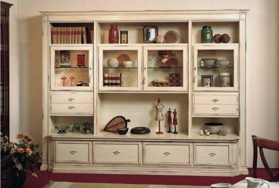Muebles de salon clasicos for Muebles salon clasicos