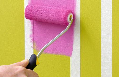 Pintando paredes - Pintar facil paredes ...