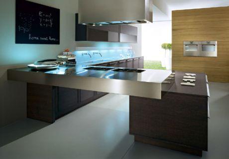 Proyectos cocinas modernas for Disenar mi propia cocina